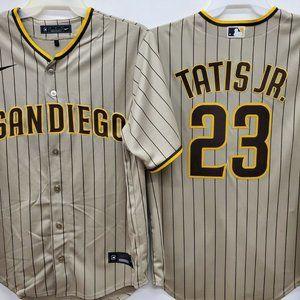 Men Fernando Tatis Jr. San Diego Padres Jersey